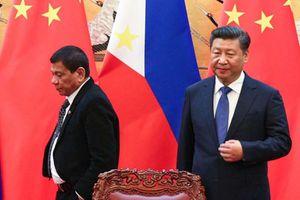 Trung Quốc 'bỏ rơi' các thỏa thuận đầu tư 24 tỷ USD cho Philippines
