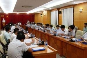 Thanh tra các dự án của Công ty CP Thương mại và Dịch vụ Lã Vọng
