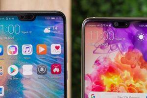 Huawei Mate 20 Lite lộ diện, camera sau thiết kế mới