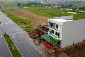 Hé lộ bất ngờ về DN 5 ngày tuổi 'nuốt gọn' siêu dự án 186ha ở Vĩnh Phúc