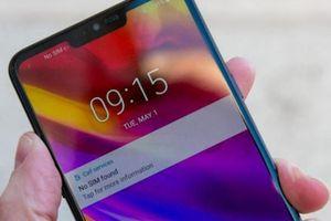 LG lộ smartphone cấu hình khủng, đẹp hơn iPhone X