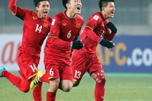 Link xem trực tiếp U23 Việt Nam vs U23 Palestine