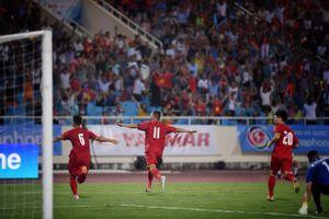 U23 Việt Nam giành thắng lợi trận ra quân trước U23 Palestine
