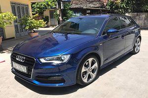 Cận cảnh Audi A3 Sportback chỉ 888 triệu tại Việt Nam