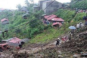 Mưa lũ 'khủng khiếp huyện Phong Thổ khiến 6 người chết, 5 người mất tích