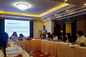 Khóa đào tạo nghiệp vụ điều tra về phòng vệ thương mại tại Quảng Ninh