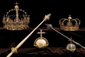 Chiêm ngưỡng báu vật hoàng gia Thụy Điển vừa bị mất trộm