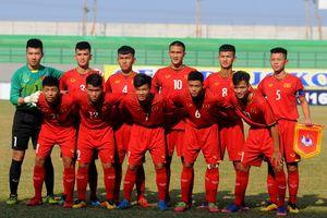 Đội U.16 Việt Nam gặp khó khi thua nghẹt thở Indonesia
