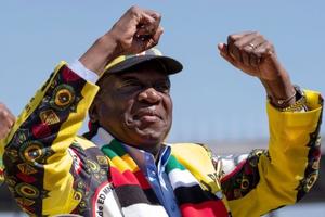 Phe đối lập không công nhận Tổng thống Zimbabwe tái đắc cử