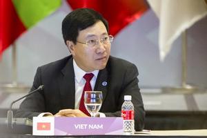 Hội nghị Bộ trưởng Ngoại giao (PMC) ASEAN - Ấn Độ