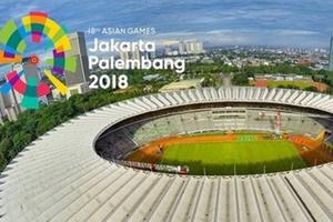 Kinh tế Indonesia dự kiến tăng thêm 1,6 tỷ USD nhờ ASIAD 2018