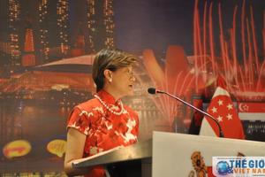 Đại sứ quán Singapore chiêu đãi Quốc khánh
