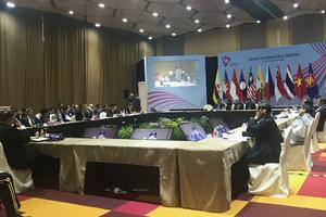 Các đối tác ủng hộ vai trò trung tâm của ASEAN ở khu vực