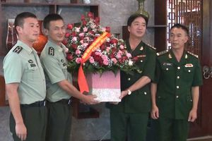 Chúc mừng nhân kỷ niệm 91 năm Thành lập Quân giải phóng nhân dân Trung Quốc