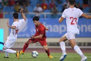 U23 Việt Nam 2-1 U23 Palestine: Rực sáng Công Phượng