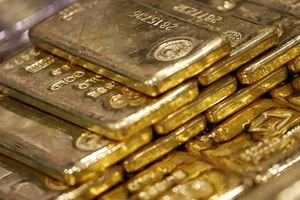 Đà giảm giá của vàng còn tiếp tục, có thể xuống 1.000USD/ounce