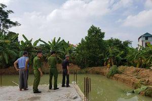 Trách nhiệm các bên trong vụ hai cháu bé đuối nước ở công trình xây dựng trường mầm non?
