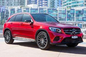 Mercedes-Benz Việt Nam triệu hồi 765 xe GLC vì lỗi túi khí