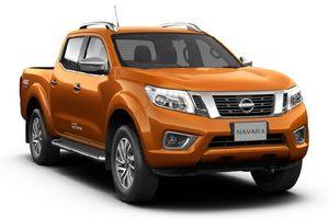 Nissan ra mắt bán tải Navara VL Plus với nhiều thiết bị thông minh