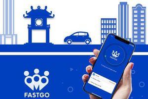 Ứng dụng gọi xe công nghệ Việt đã có hơn 12.000 khách hàng đăng ký
