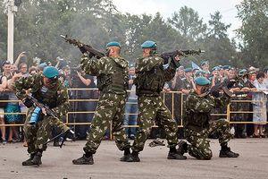 Bộ Quốc phòng Nga giải mật tài liệu về việc thành lập đơn vị lính dù