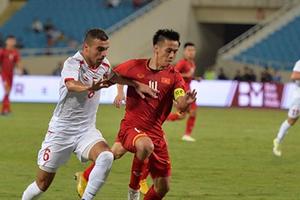 Highlights U23 Việt Nam 2-1 U23 Palestine : Lội ngược dòng ngoạn mục