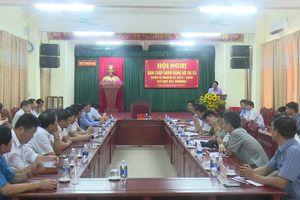 Bầu chức danh Bí thư Thị ủy Hoàng Mai