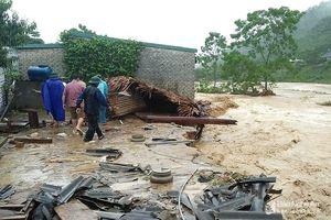 Nghệ An: Đề xuất hỗ trợ khẩn cấp 280,15 tỷ đồng khắc phục hậu quả bão số 3 và mưa lũ