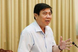 Chủ tịch TP.HCM: Lãnh đạo không hoàn thành nhiệm vụ sẽ chuyển việc khác