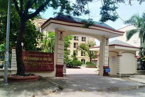 Bộ Công an khởi tố vụ án gian lận điểm thi tại Hòa Bình