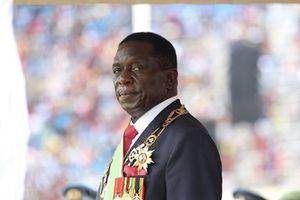 Tổng thống tái đắc cử Zimbabwe tuyên bố 'khởi đầu mới' cho đất nước