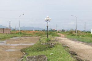 Kỷ luật cảnh cáo Chủ tịch xã vì buông lỏng quản lý tài nguyên đất