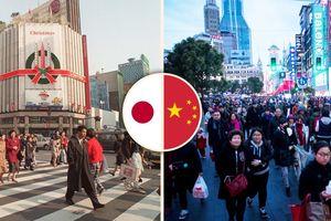 Nhật Bản soán ngôi thị trường chứng khoán lớn thứ 2 thế giới của Trung Quốc