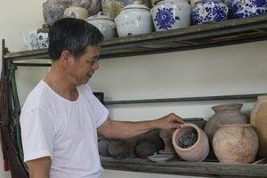 Người 'nặng lòng' với di sản văn hóa dân tộc