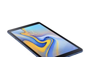 Galaxy Tab A 10.5 giá rẻ của Samsung âm thầm ra mắt