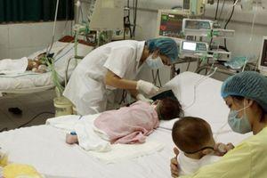 Sởi hoành hành ở Hà Nội, sốt xuất huyết tăng nhanh tại TP HCM