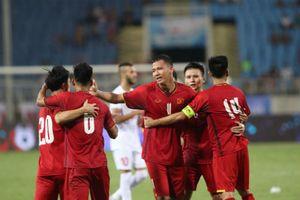 Kết quả trận U23 Việt Nam vs U23 Palestine