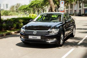 Volkswagen Việt Nam bổ sung thêm phiên bản mới cho dòng Passat 2018