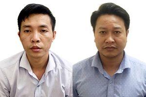 Vụ án sửa điểm ở Hòa Bình: khởi tố bị can 2 cán bộ Hội đồng thi