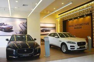 Jaguar Land Rover mở thêm Showroom tại khu đô thị Phú Mỹ Hưng