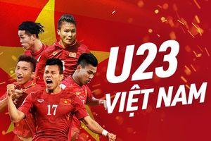 Đội hình tối ưu của U23 Việt Nam trước Palestine?