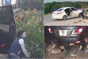 Những vụ đi ô tô trộm đồ 'nhanh như chớp' khiến dư luận phẫn nộ