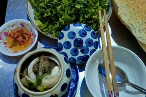 Những món ăn dân dã đốn tim thực khách ở Phú Yên