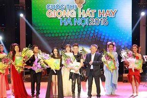 Cuộc thi 'Giọng hát hay Hà Nội 2018': Tổng giá trị giải thưởng 150 triệu đồng