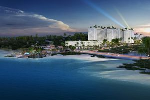 Việt Úc Group: Hợp tác phát triển Dự án Căn hộ nghỉ dưỡng biển Aloha Beach Village