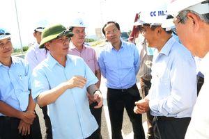 Bộ trưởng Nguyễn Văn Thể: Hạn chế đầu tư cho địa phương chậm xử lý giải phóng mặt bằng