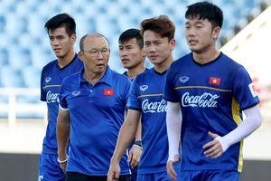 Đội hình 'thử nghiệm' của Olympic Việt Nam trước Olympic Palestine