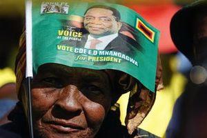 Vừa kết thúc bầu cử, Zimbabwe lại đối mặt với làn sóng bạo lực