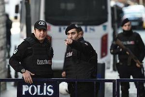 Thổ Nhĩ Kỳ bắt giữ gần 40 người nước ngoài tình nghi liên hệ với IS