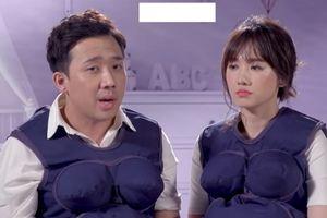 Trấn Thành: 'Nếu Hari Won không có con, chúng tôi sẽ xin con nuôi'